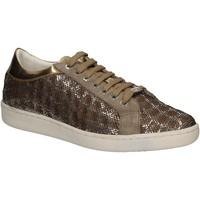 Zapatos Mujer Zapatillas bajas Keys 5052 Oro