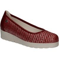 Zapatos Mujer Bailarinas-manoletinas Keys 5125 Rojo