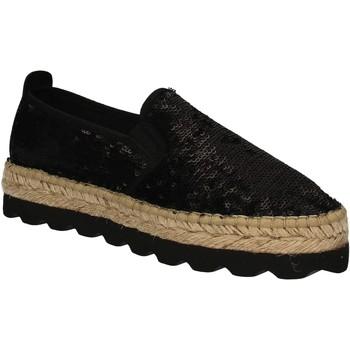 Zapatos Mujer Alpargatas Keys 5346 Negro