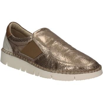 Zapatos Mujer Slip on Mally 5708 Oro