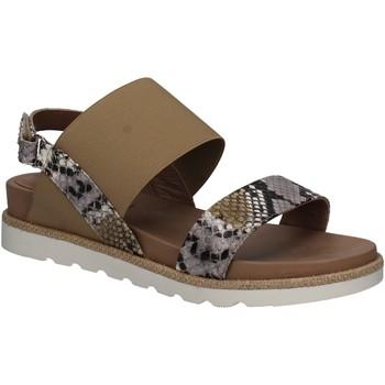 Zapatos Mujer Sandalias Mally 5783 Gris