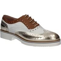 Zapatos Mujer Richelieu Mally 5813 Oro