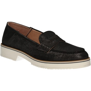 Zapatos Mujer Mocasín Mally 5876 Negro