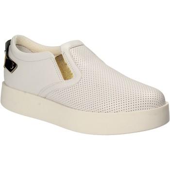 Zapatos Mujer Slip on Byblos Blu 672026 Blanco
