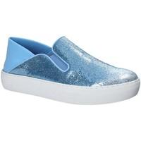 Zapatos Mujer Slip on Fornarina PE17YM1002V011 Azul