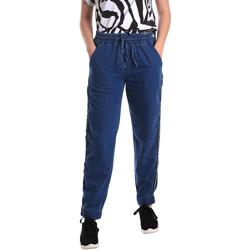 textil Mujer Vaqueros rectos Fornarina BE171L93D883SK Azul