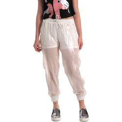 textil Mujer Pantalones de chándal Fornarina BE171L95CA0509 Blanco