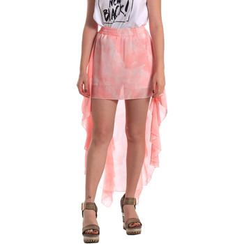 textil Mujer Faldas Fornarina BE172C07CA11C5 Rosado
