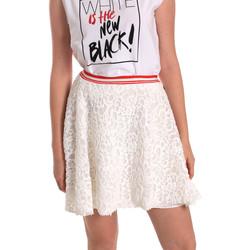 textil Mujer Faldas Fornarina BE172C12H26509 Blanco