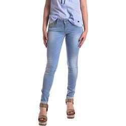 textil Mujer Vaqueros slim Fornarina BER1H37D709R60 Azul