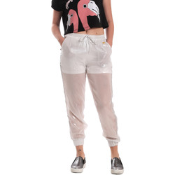 textil Mujer Pantalones de chándal Fornarina SE171L95CA0509 Blanco