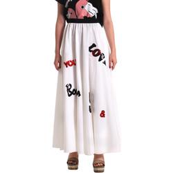 textil Mujer Faldas Fornarina SE172B94CA1609 Blanco