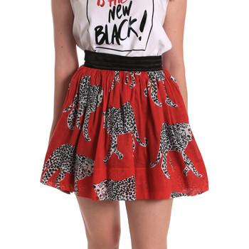 textil Mujer Faldas Fornarina SE172B98CA0976 Negro