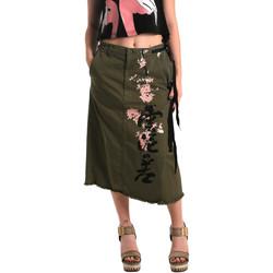 textil Mujer Faldas Fornarina SE172C10G29231 Verde