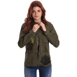 textil Mujer Camisas Fornarina SE173C28G29231 Verde