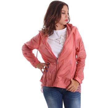 textil Mujer Cortaviento Fornarina SE173C30N29968 Rosado