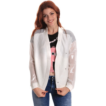 textil Mujer cazadoras Fornarina SE173C37I06809 Blanco