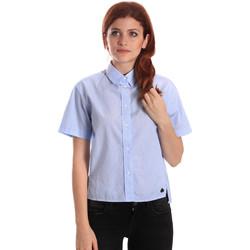 textil Mujer Camisas Fornarina SE174567CA1218 Azul