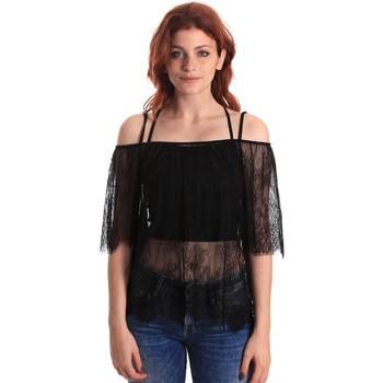textil Mujer Tops / Blusas Fornarina SE174575H26700 Negro