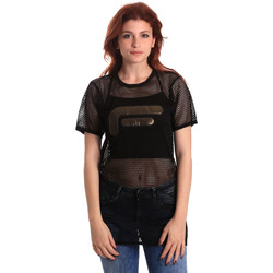 textil Mujer Tops / Blusas Fornarina SE175J69H26600 Negro