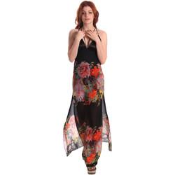 textil Mujer Vestidos largos Fornarina SE178D67CA0700 Negro