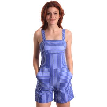 textil Mujer Monos / Petos Fornarina SE178D80CA1411 Azul