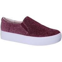 Zapatos Mujer Slip on Fornarina PE17EY1118G062 Rosado