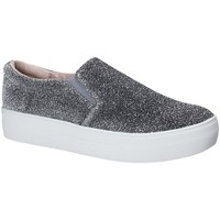 Zapatos Mujer Slip on Fornarina PE17EY1118G090 Gris