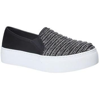 Zapatos Mujer Slip on Fornarina PE17RY1111S000 Negro