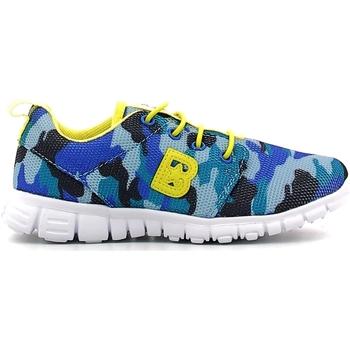 Zapatos Niños Zapatillas bajas Blaike BS180003S Azul