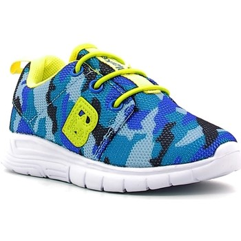 Zapatos Niños Zapatillas bajas Blaike BS200001S Azul