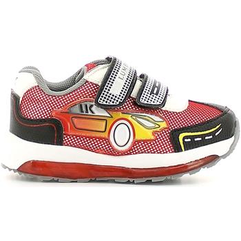 Zapatos Niño Zapatillas bajas Lumberjack SB02405 007 M67 Rojo