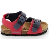 Zapatos Niños Sandalias Grunland SB0025 Rojo