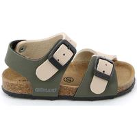 Zapatos Niños Sandalias Grunland SB0413 Beige