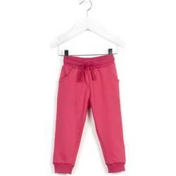textil Niños Pantalones de chándal Losan 626 6014AD Rosado