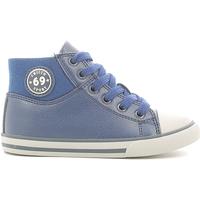 Zapatos Niño Zapatillas altas Chicco 01056564000000 Azul