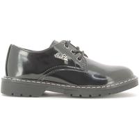Zapatos Niños Derbie Lulu LL130009S Negro