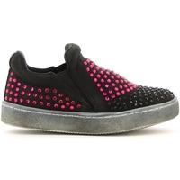 Zapatos Niña Slip on Lulu LS150024T Negro