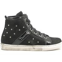 Zapatos Niños Zapatillas altas Naurora NA-290 Negro