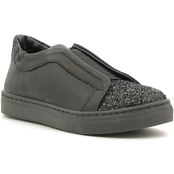 Zapatos Niña Slip on Holalà HS050005L Negro