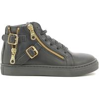 Zapatos Niños Zapatillas altas Holalà HS050007L Negro
