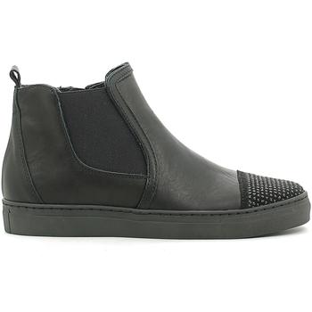 Zapatos Niños Zapatillas altas Holalà HS050008L Negro