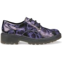 Zapatos Niños Derbie Geox J6420M 000FC Negro