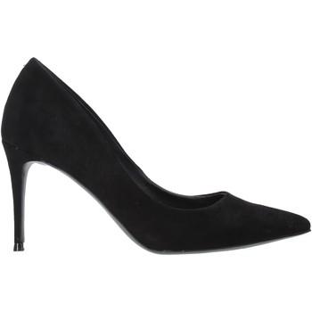 Zapatos Mujer Zapatos de tacón Steve Madden SMSLILLIE-BLKS Negro
