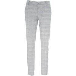 textil Mujer Pantalones chinos NeroGiardini P960500D Negro