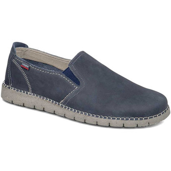 Zapatos Hombre Slip on CallagHan 84701 Azul