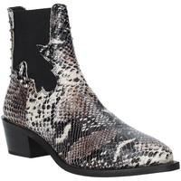 Zapatos Mujer Botines Apepazza 9FCLM05 Gris