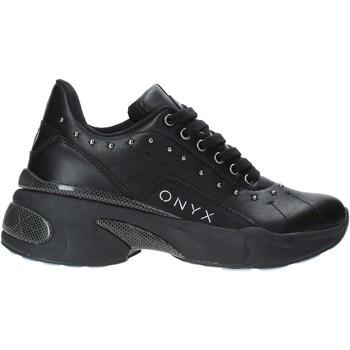 Zapatos Mujer Zapatillas bajas Onyx W19-SOX513 Negro