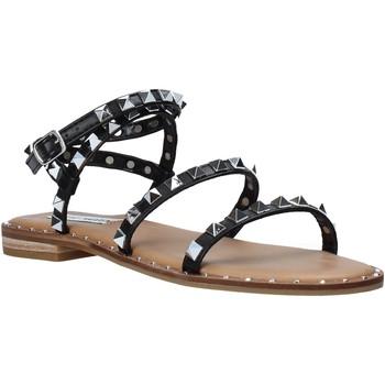 Zapatos Mujer Sandalias Steve Madden SMSTRAVEL-BLK Negro