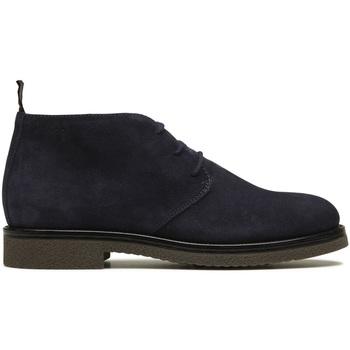 Zapatos Hombre Botas de caña baja IgI&CO 2108111 Azul